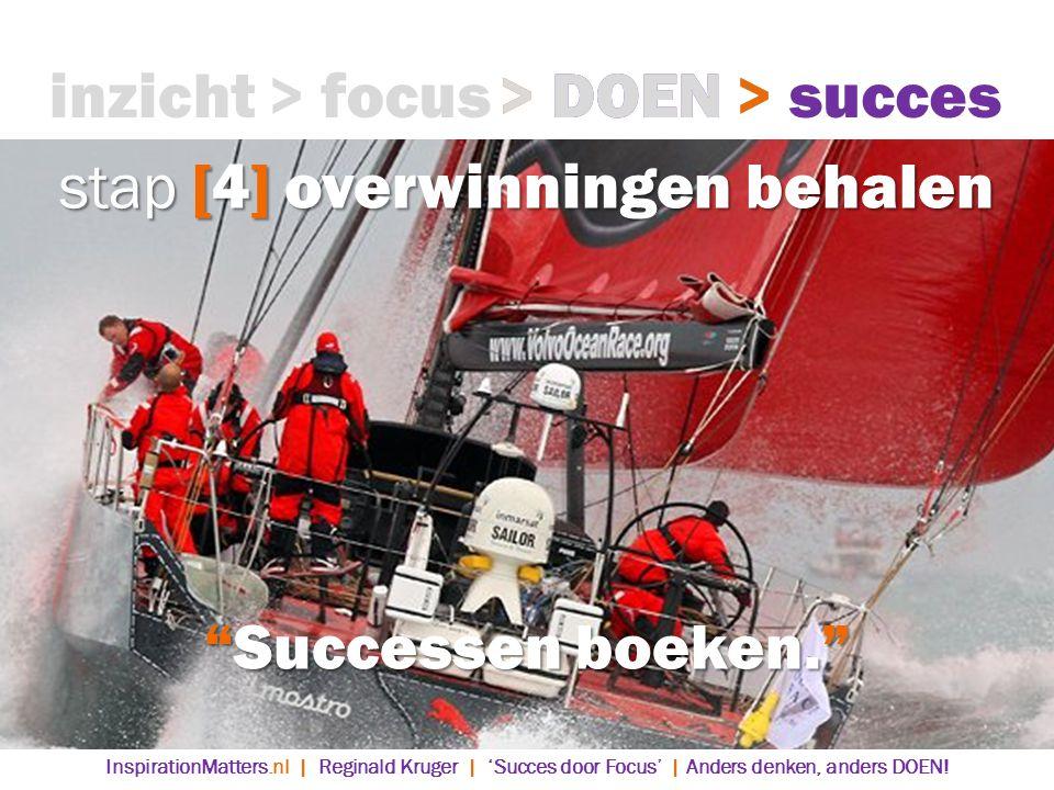 stap [4] overwinningen behalen